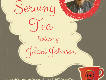 Serving Tea ft. Jelani Johnson