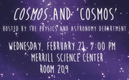 Cosmos and Cosmos event details
