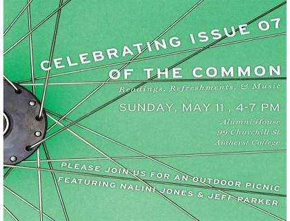 The Common Issue 07 Launch Party