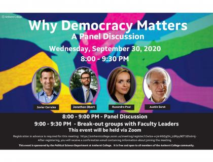 Why Democracy Matters