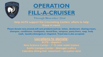 Operation Fill-A-Cruiser ACPD