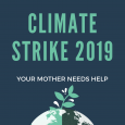 Climate strike 2019: your mother needs help
