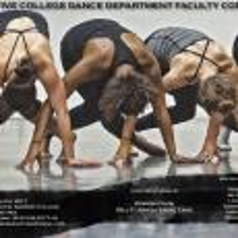 five college faculty dance concert