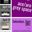 April 27th: Navigating asexual and aromantic identities in relationships
