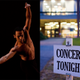 Photo of dancer and Arms Music Center