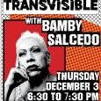 Transvisible with Bamby Salcedo