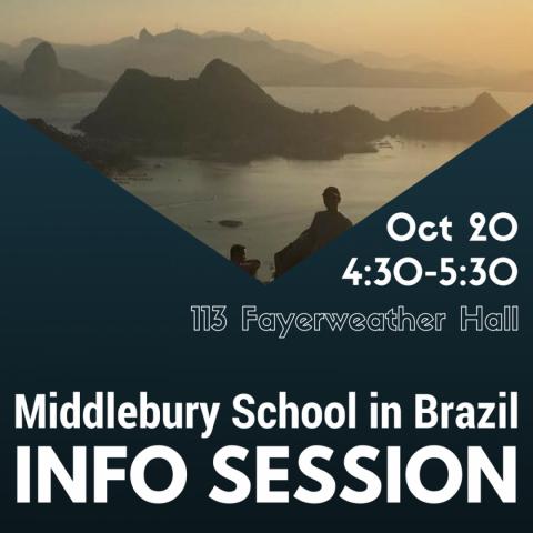 Middlebury Brazil