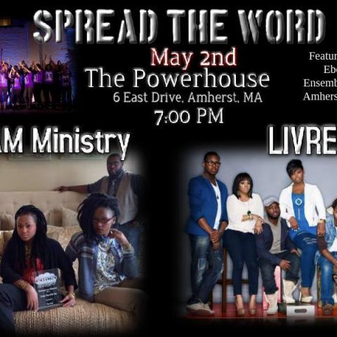Spread the Word: Choir Extravaganza poster