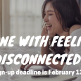 Done with feeling disconnected?