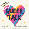 Queer Talk Poster