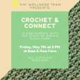 Crochet & Connect at Book & Plow