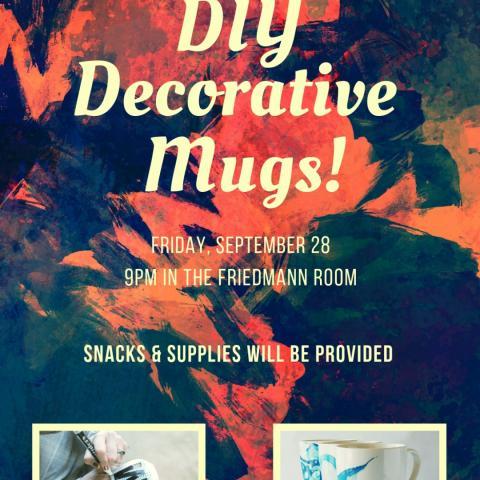 DIY Mug Poster