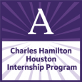 Charles Hamilton Houston Internship Program Logo