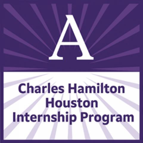 Charles Hamilton Houston Internship Program Logo