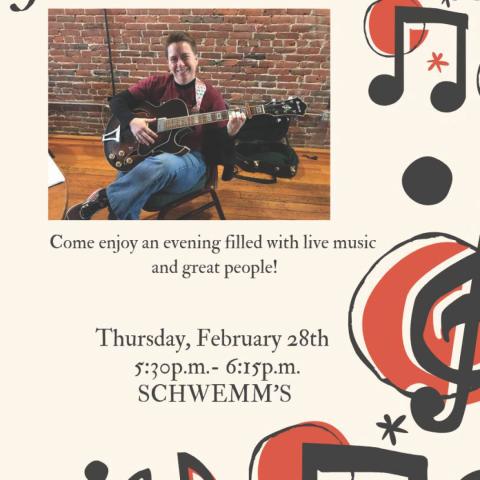 Schwemm's Pub Nights - Thursday 5-7