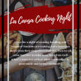 La Causa's Cooking Night Friday, October 18th at 5pm in Newport Basement