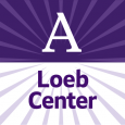 Amherst College + Loeb Center logo