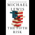 The Fifth Risk Book Cover