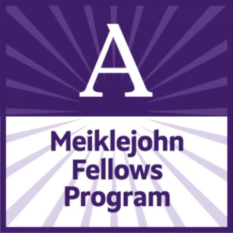 Meiklejohn Fellows Program Logo