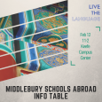 Middlebury Study abroad and language schools