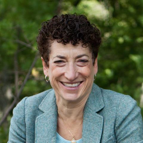 Photo of the speaker, Dr. Naomi Oreskes