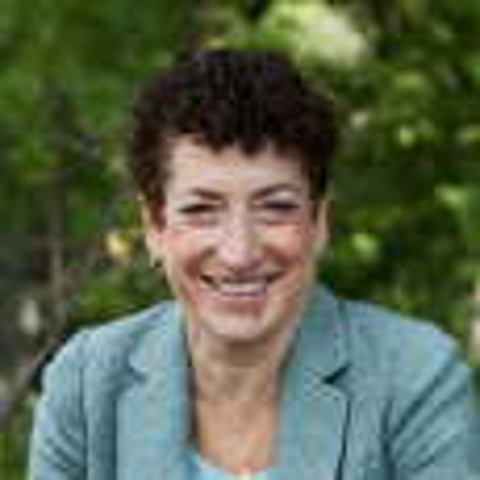 Author, Dr. Naomi Oreskes