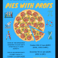 STEM faculty and the Resource Center Team present Pies with Profs. Stop by the Resource Centers to chat with STEM faculty over some pie. This is an opportunity to meet with faculty, connect and learn more about humanity in steam outside the classroom. October 10th 12-1 pm in the MRC. December 5th 12-1 pm in the QRC. For accessibility and/or accommodations, please email rct@amherst.edu or call 413-542-5114.