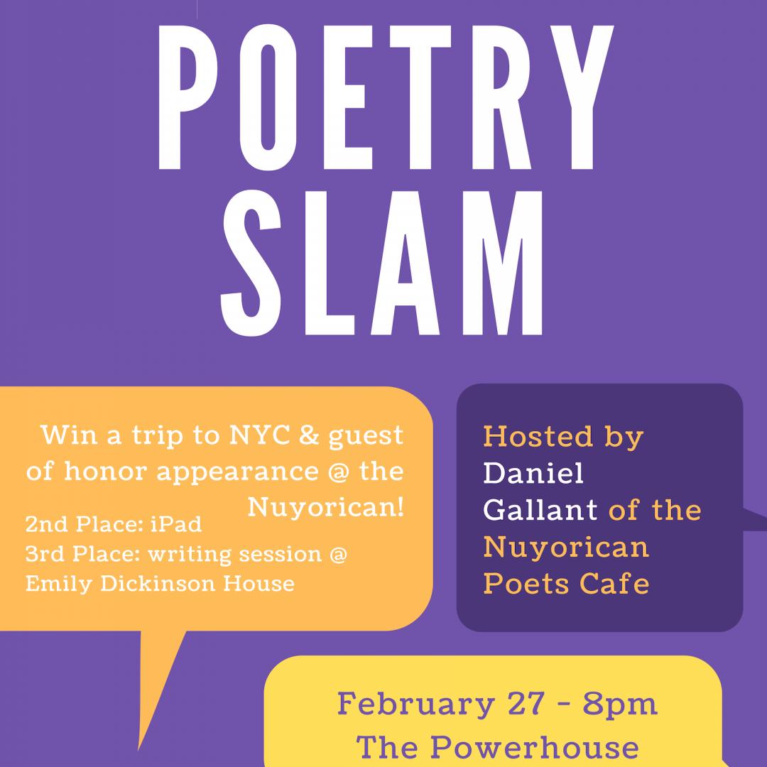 LitFest Poetry Slam