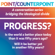 Point/Counterpoint Banner Image
