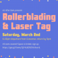 rollerblading poster