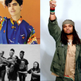 Image montage of artists JD Samson, Tem Blessed and PDF Grantee Hearing Youth Voices