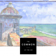 The Common at the CHI event image: painting of a stone building by the sea