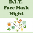 DIY Face Mask Night