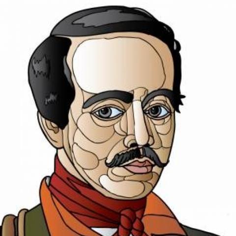 lermontov portrait