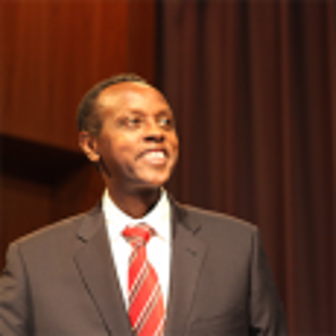 Photo of Dr. Joseph Sebarenzi