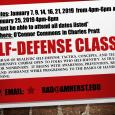 RAD Self-Defense Classes
