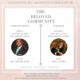 Image Reads: The Beloved Community Symposium, Saturday January 27th 2018 at 12:00PM in Johnson Chapel with Sonia Sanchez