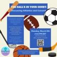Join the Peer Advocates for Sexual Respect as we discuss how sports and teams can lead to positive cultural change and promote healthy consent practices. Along with the Multicultural Resource Center, we will host an open conversation to build skills around fostering consensual athletic, team, and club culture. We hope you'll join us for the discussion!