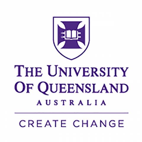The University of Queensland, Australia Logo | Create Change