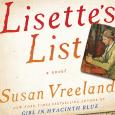 "Cover of ""Lisette's List"" by Susan Vreeland"