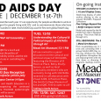 Poster for World AIDS Day Observance 2019
