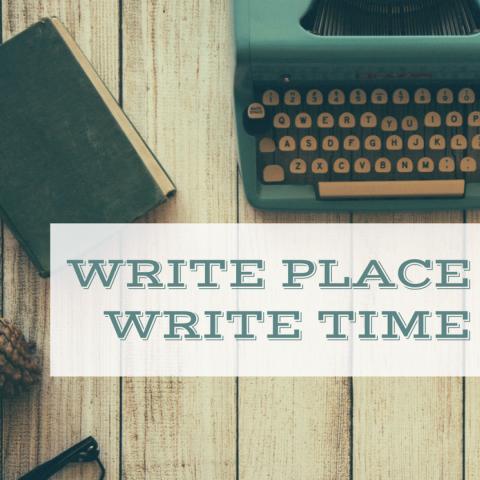 Write Place, Write Time