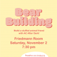 Bear Building poster