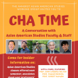Cha Time: A Conversation with Asian American Studies Faculty and Staff