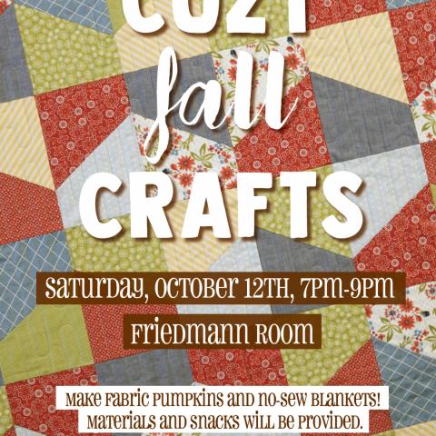 Cozy Fall Crafts
