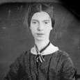 Portrait photo of Emily Dickinson
