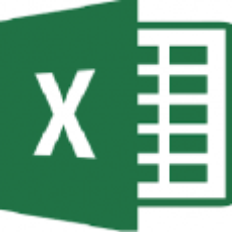 Microsoft Excel 2016 training logo