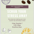 Scrub Your Stress Away