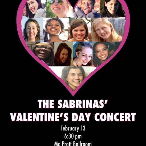 Sabrinas' Valentine's Day Concert
