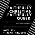 Thumbnail, Faithfully Christian Faithfully Queer